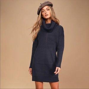 NWT Lulus baby sweater dress